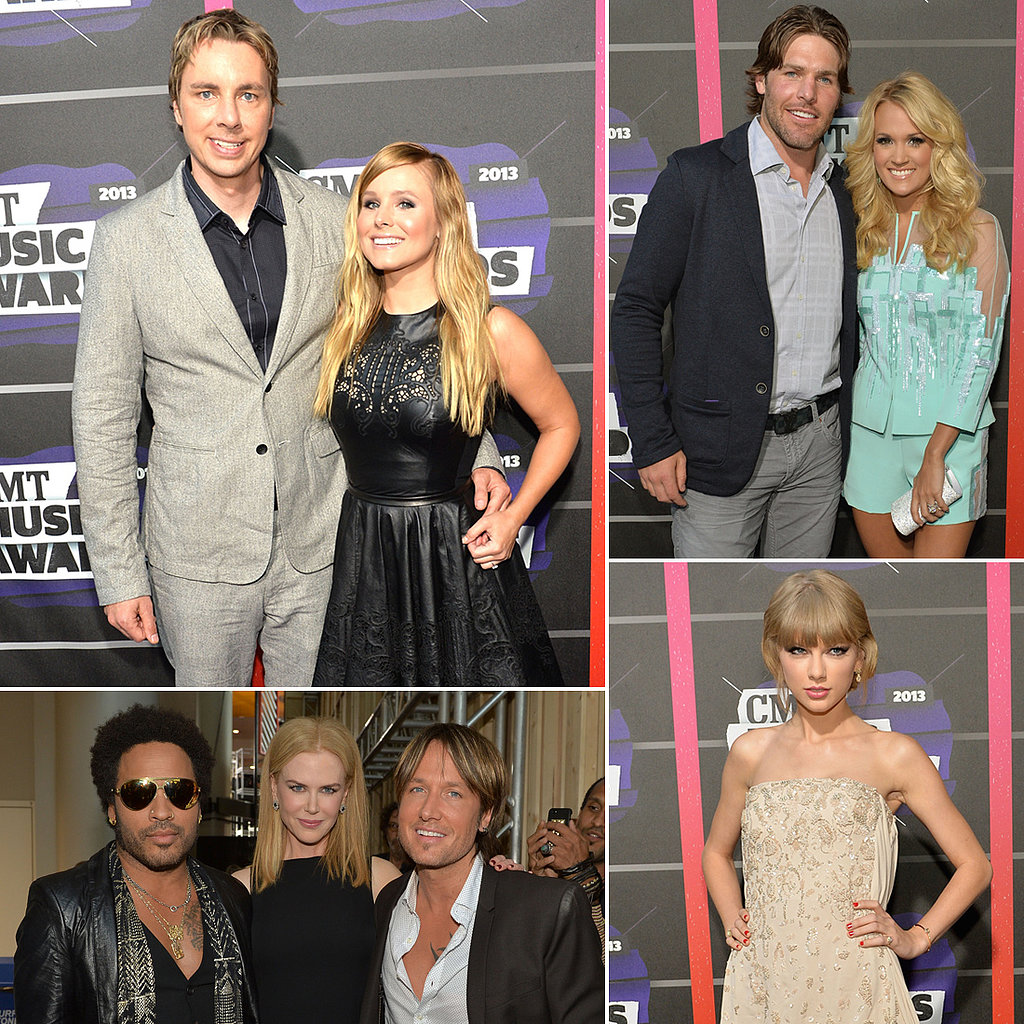 See All the Stars at the CMT Awards!