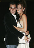 Jake and Jennifer cuddled up at the Lancôme Colour Design Awards in Sydney in June 2005.