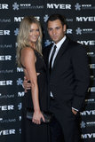 Jennifer brought Jake as her hot date to the Myer Precious Metal Ball in Melbourne in May 2009.