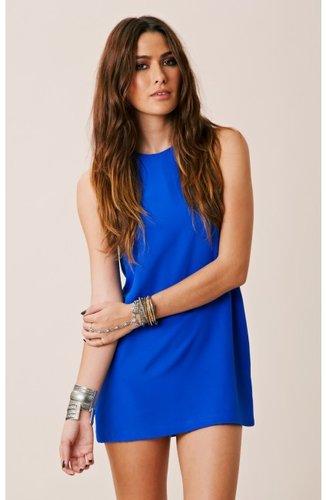 naven Silk Twiggy Dress