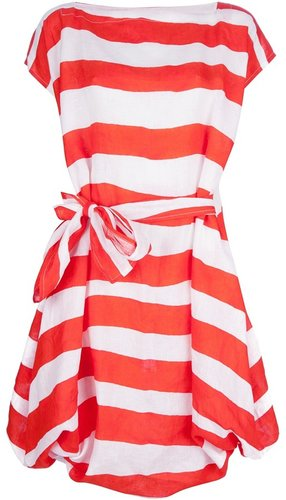 Daniela Gregis striped dress