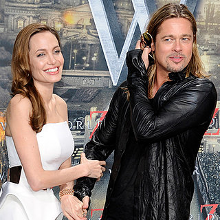 Brad Pitt Got Angelina Jolie a Dirty Birthday Present