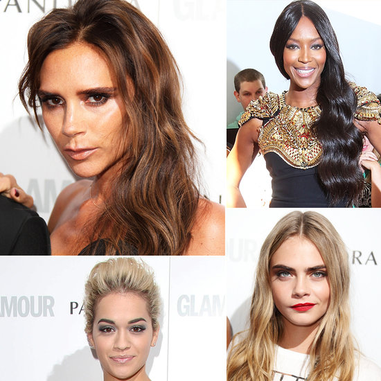 See All of the UK's Glamorous Women of 2013
