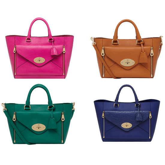 See The New Mulberry Willow Colours For Autumn/Winter