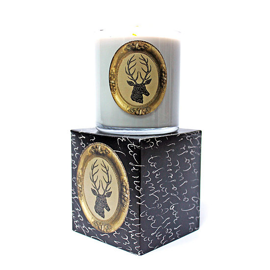 Going stag? These Soap and Paper Factory Stag Candles ($36) are vintage-looking and funky.