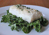 Panko-Crusted Halibut