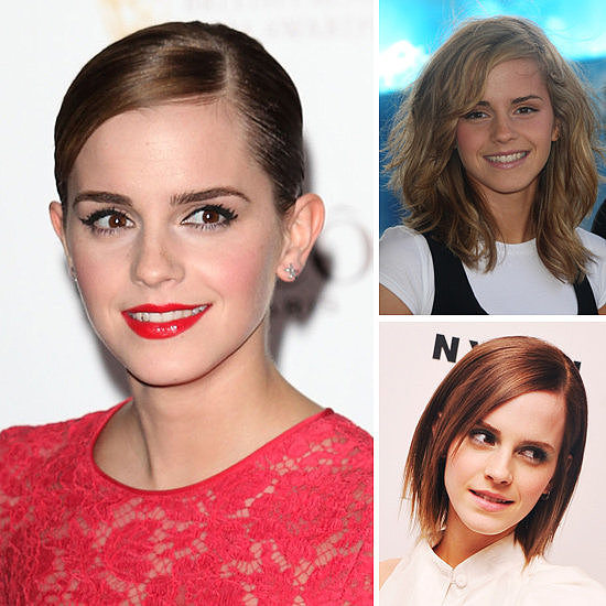 Beauty Spotlight: Emma Watson's Hair Evolution