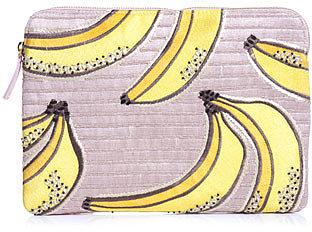 Lizzie Fortunato Safari bananas clutch