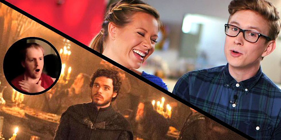 Top That! Prancersizing, Game of Thrones Reactions, Cymbal Kid, and More!