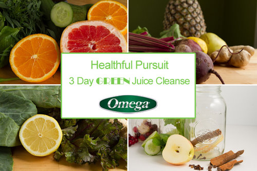 Healthful Pursuit 3-Day Green Juice Cleanse Day 2