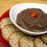 Spicy Black Bean Hummus