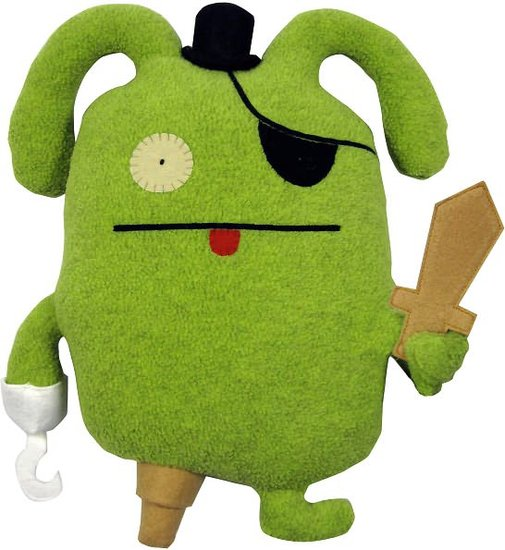 Uglydoll Pirate Ox