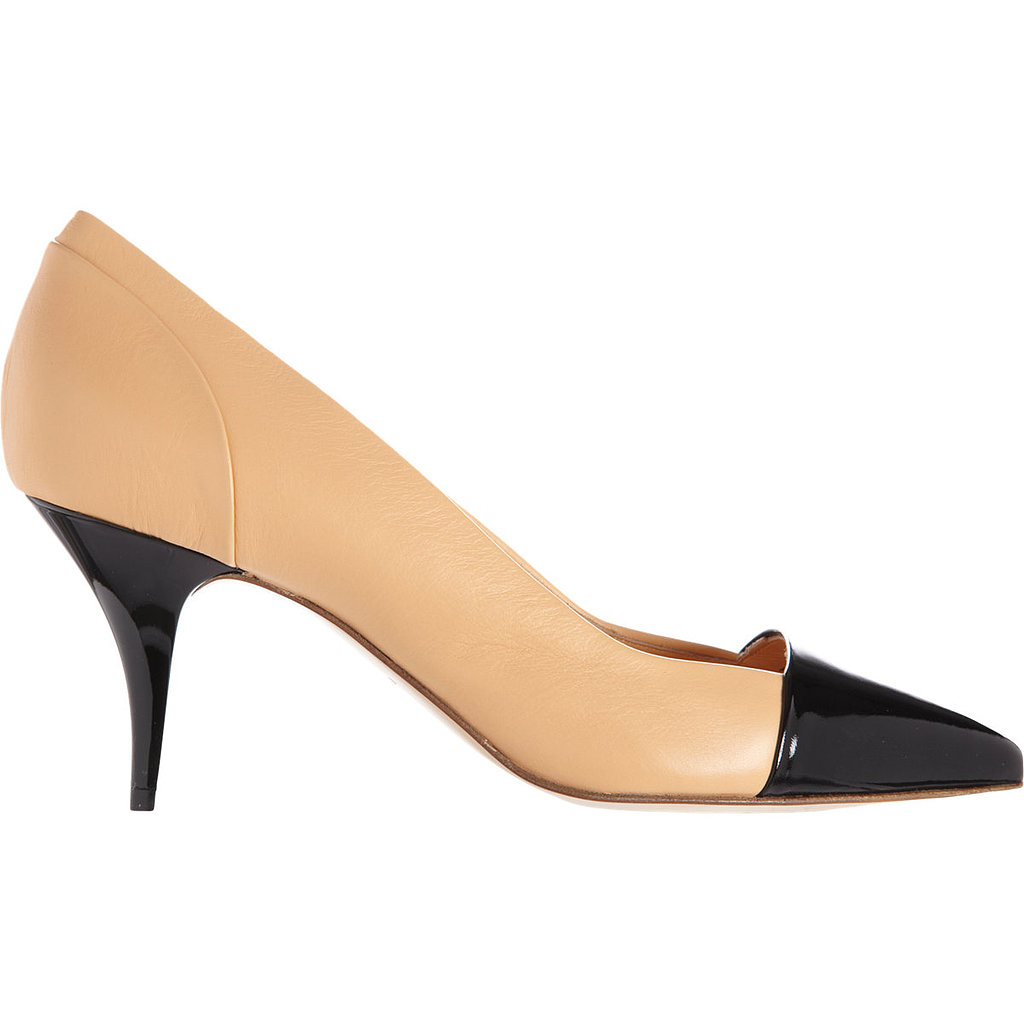 A girl can never have too many classic pumps in her closet. Add Proenza Schouler's cap-toe option ($239, originally $595) to your lineup.