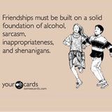 Funny Friendship Someecards