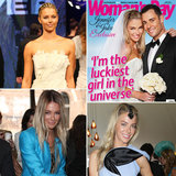 See Jennifer Hawkins' Wedding Dress & her Best Maticevski Moments