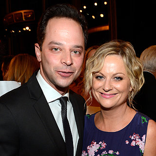 Amy Poehler and Nick Kroll at AFI Tribute to Mel Brooks