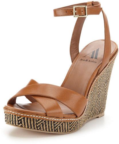 Jayla Wedge Sandal
