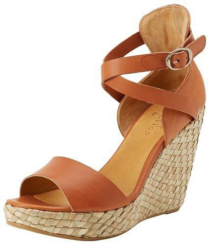 Coclico, Inc. Women's Lan Wedge Sandal
