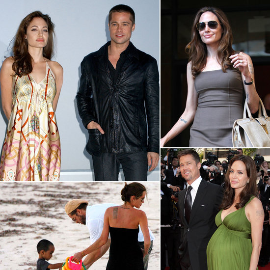 Relationship Timeline: Brad Pitt and Angelina Jolie's Love