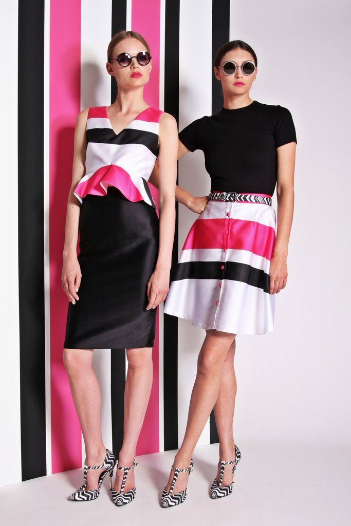 Christian Siriano Resort 2014 Photo courtesy of Christian Siriano