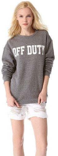 Sincerely jules Off Duty Sweatshirt