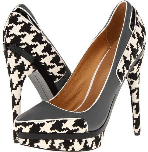 L.A.M.B. - Ohio II (Grey/Black/White) - Footwear
