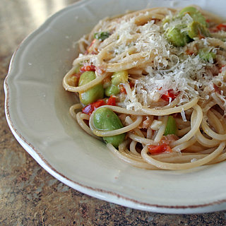 Easy Fava Bean Pasta Recipe
