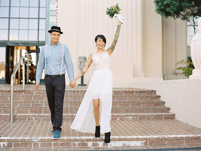 The Cost Photo by Harmony Loves via Green Wedding Shoes