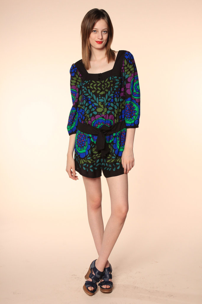 Anna Sui Resort 2014 Photo courtesy of Anna Sui