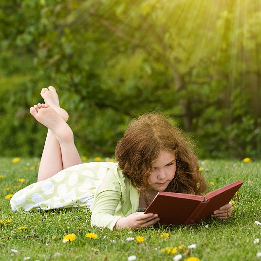 8 Books With Positive Role Models For Girls