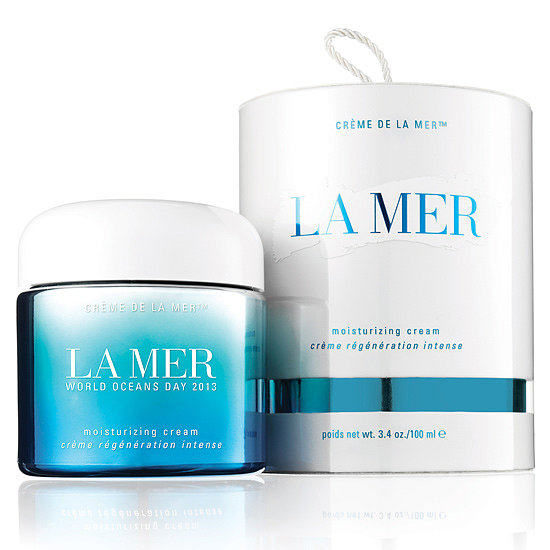 World Oceans Day; Buy Limited Edition Creme De La Mer Jar