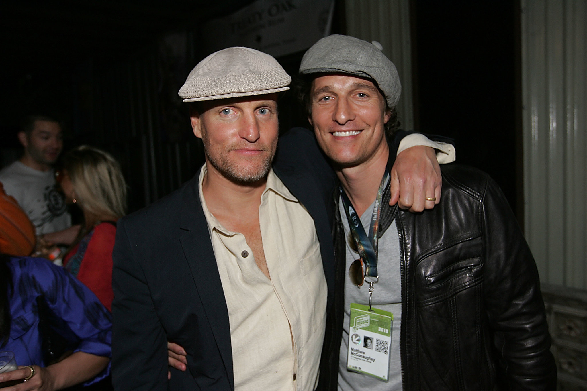 Woody Harrelson and Matthew McConaughey have been longtime friends, and they recently took their relatio