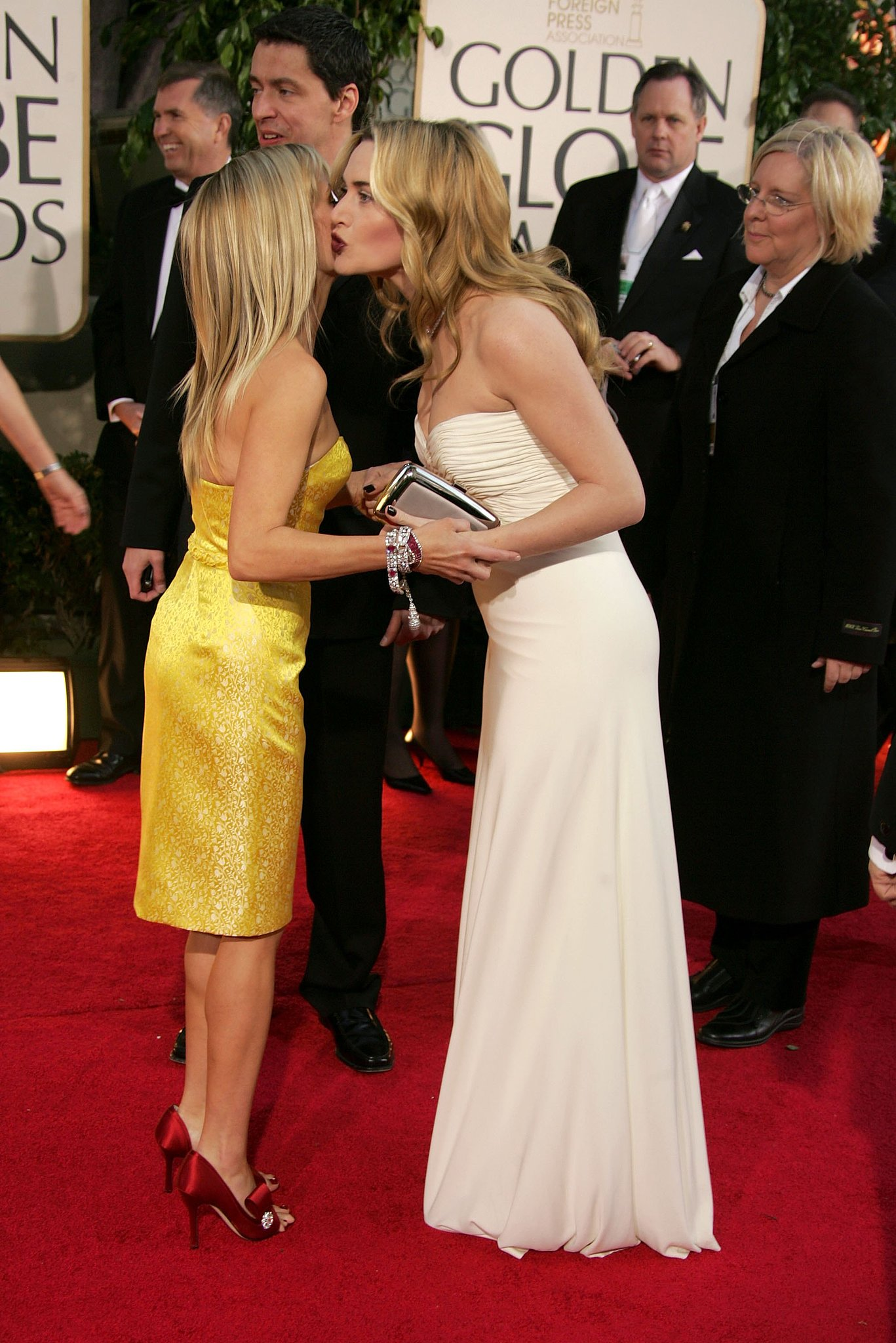 Reese Witherspoon met Kate Winslet in 2007, and the