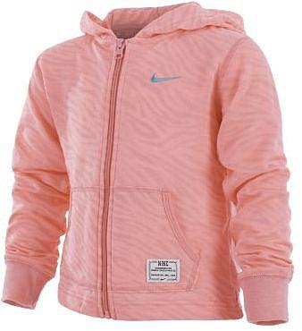 Nike Burnout Zip Girls' Hoodie