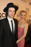Sienna Miller Shows Support For Tom at the Tonys