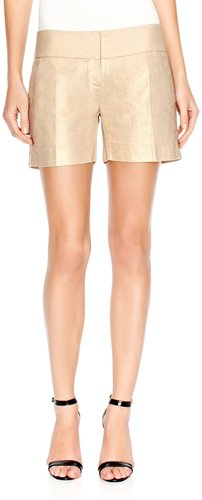 Cassidy Shimmery Woven Shorts