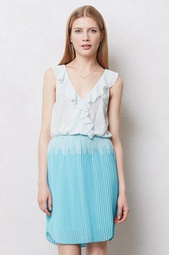 Ruffled Tides Dress