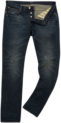 Men's Paul Smith Jeans Tapered antique washed jeans