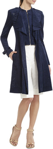 Ried Draped Perforated Trench
