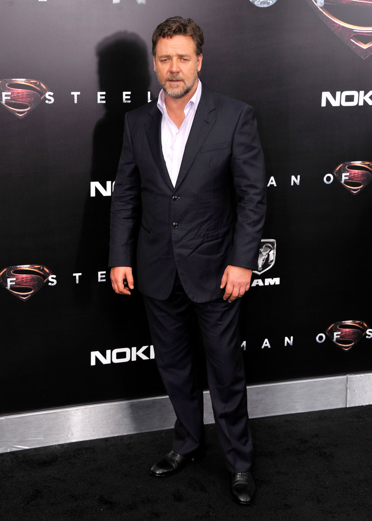 Russell Crowe Photos