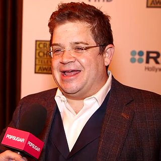 Patton Oswalt Talks Parks and Recreation Guest Role | Video