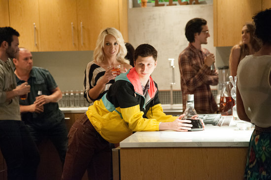 Michael Cera in This Is the End.