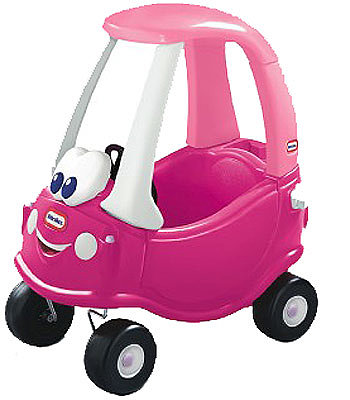 Little Tikes Cozy Coupe — 1996