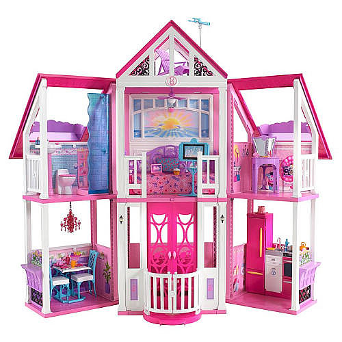 Barbie Dream House — 2013