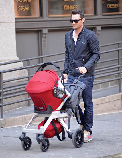 Brian Austin Green and his wife, Megan Fox, became coparents in September 2012 when baby Noah arrived. Noah is Brian's second son; he has son Kassius from a previous relationship.