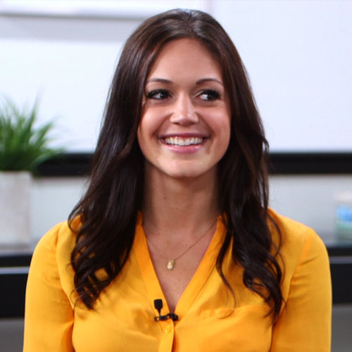 The Bachelorette's Desiree Hartsock Interview (Video)