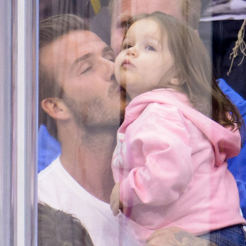 Celebrity Dads and Kids Pictures
