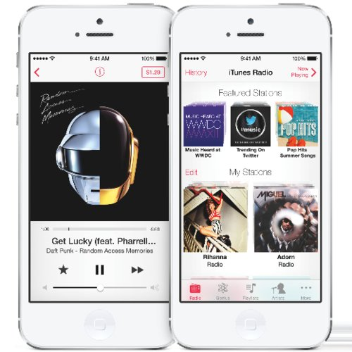 Apple iRadio Features
