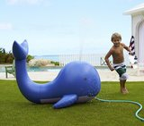 Pottery Barn Kids Whale Sprinkler