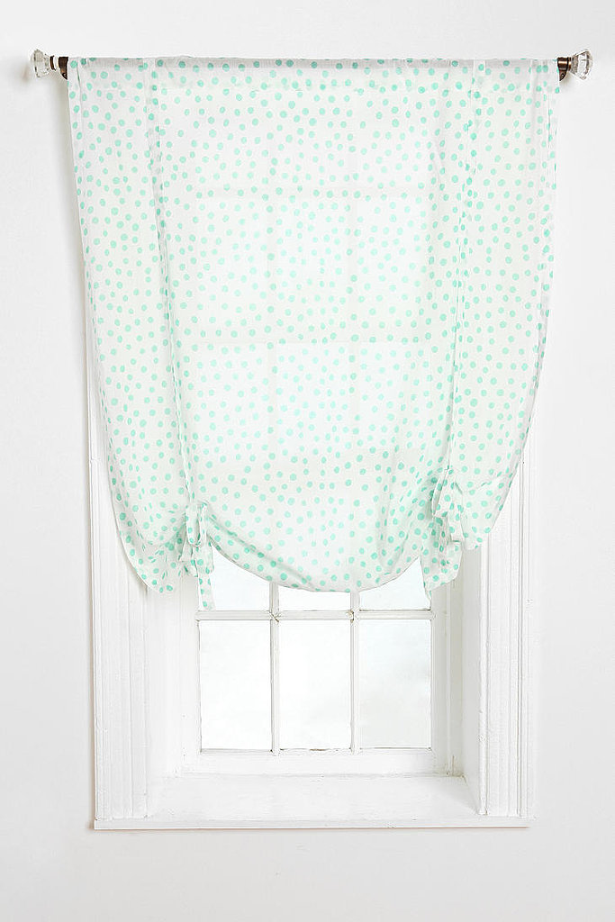 Light, pretty, and airy — what more could you ask for from a Summer curtain ($20)?